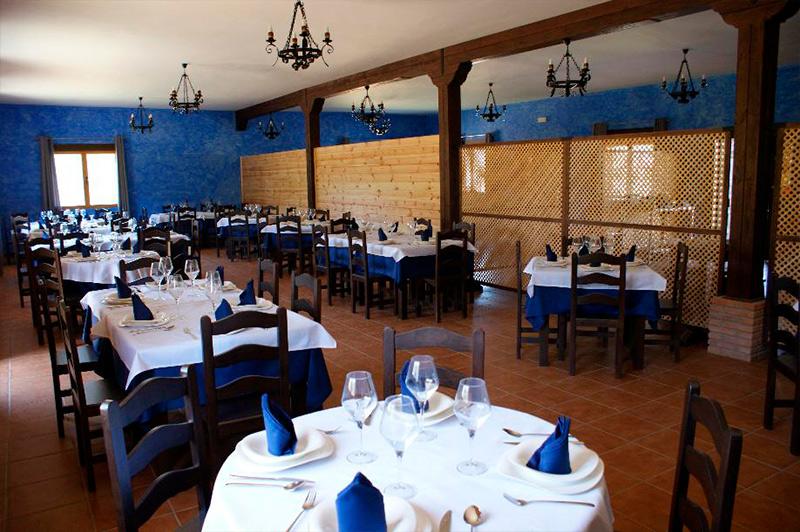 Instalaciones - Restaurante.