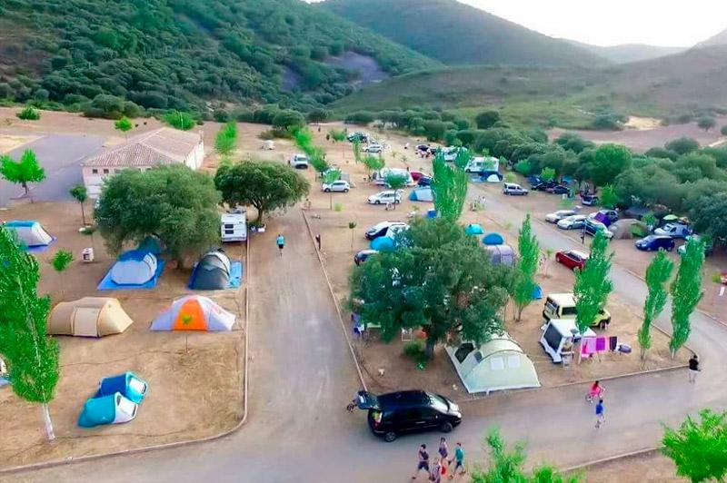 Instalaciones - Camping.